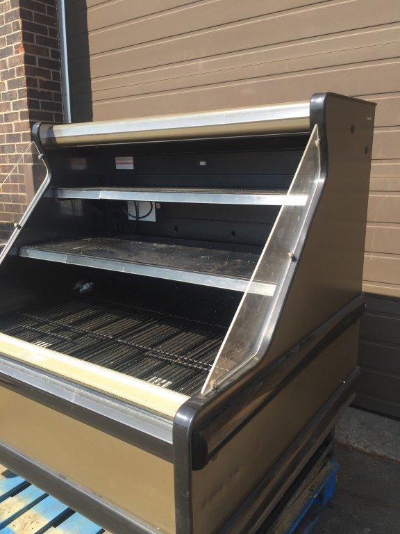 arneg pv03 refrigerated merchandiser