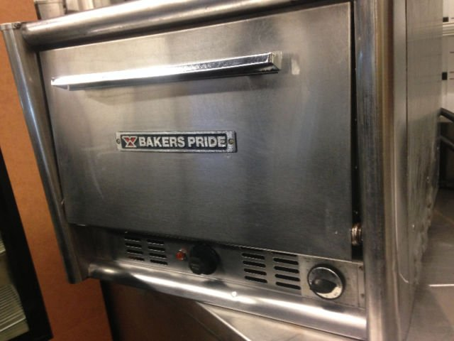 Bakers Pride Mo2t Pizza Oven Mb Food Equipment