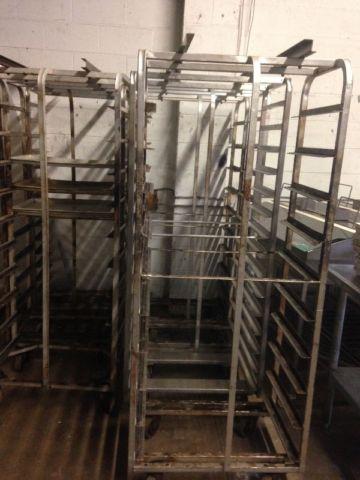 Baxter B Lift Double And Single Oven Racks Mb Food Equipment