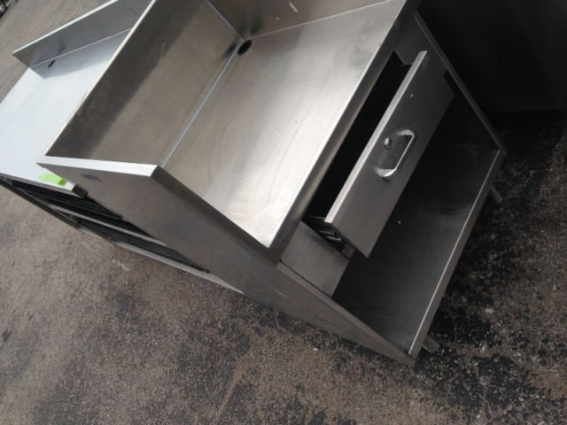 Commercial Stainless Steel Table With A Drawer Mb Food