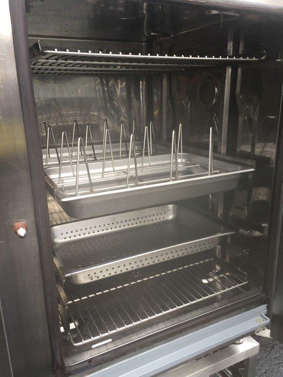Henny Penny Ecc111 Classic Combi Oven Mb Food Equipment