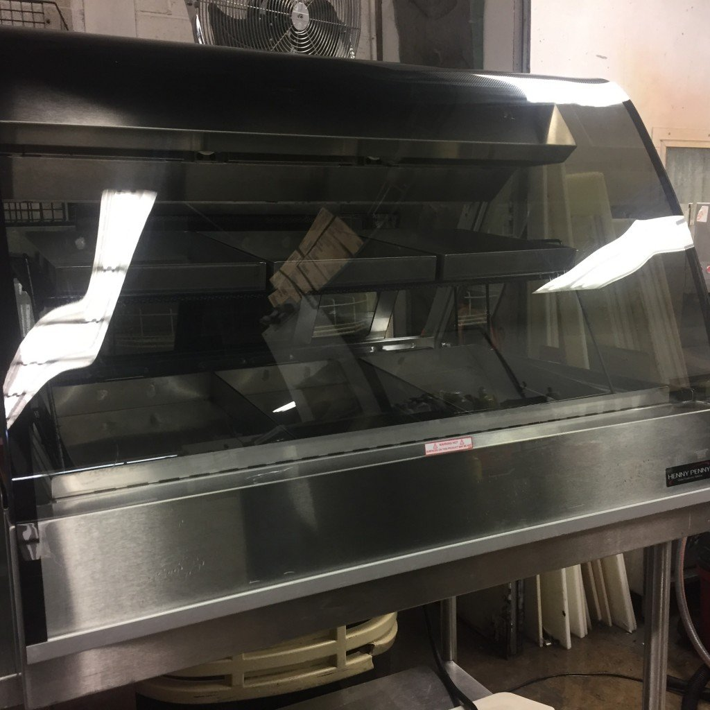 Henny Penny Hmr 103 Heated Merchandisers Mb Food Equipment