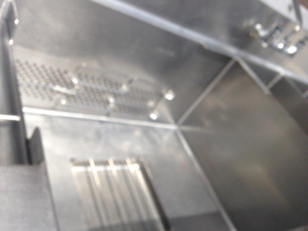 Hobart twii powered sink mb food equipment for Twii