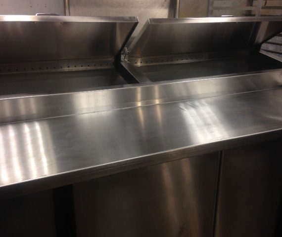 Used Pizza Preparation Tables Archives Mb Food Equipment