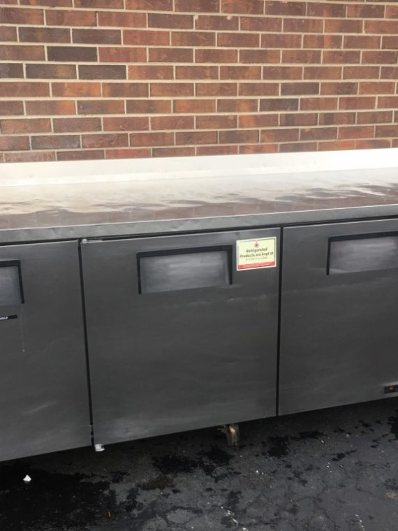 Used Refrigerated Tables Archives Mb Food Equipment