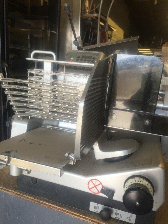 Bizerba Vs12d Automatic Slicer Mb Food Equipment