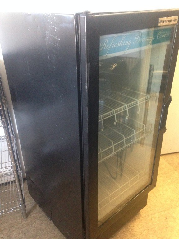 Beverage Air Ct96y Refrigerated Merchandiser Mb Food