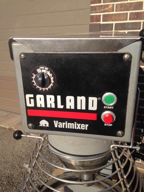 Garland Varimixer W40 Planetary Pizza Dough Mixer Mb