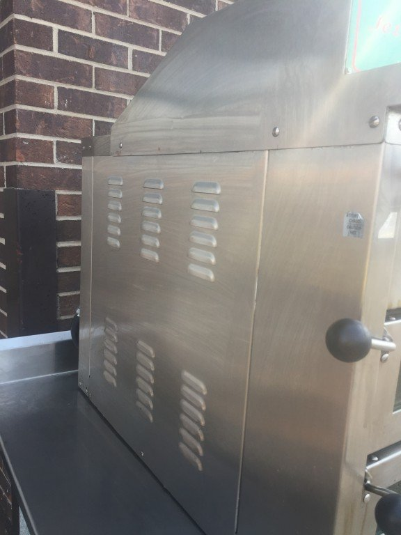 Doyon Jet Air Convection 3 Deck Pizza Oven Mb Food Equipment