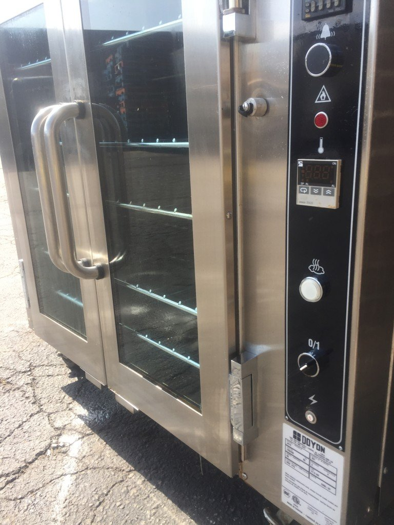 Doyon Ja14 Electric Jet Air Oven Mb Food Equipment