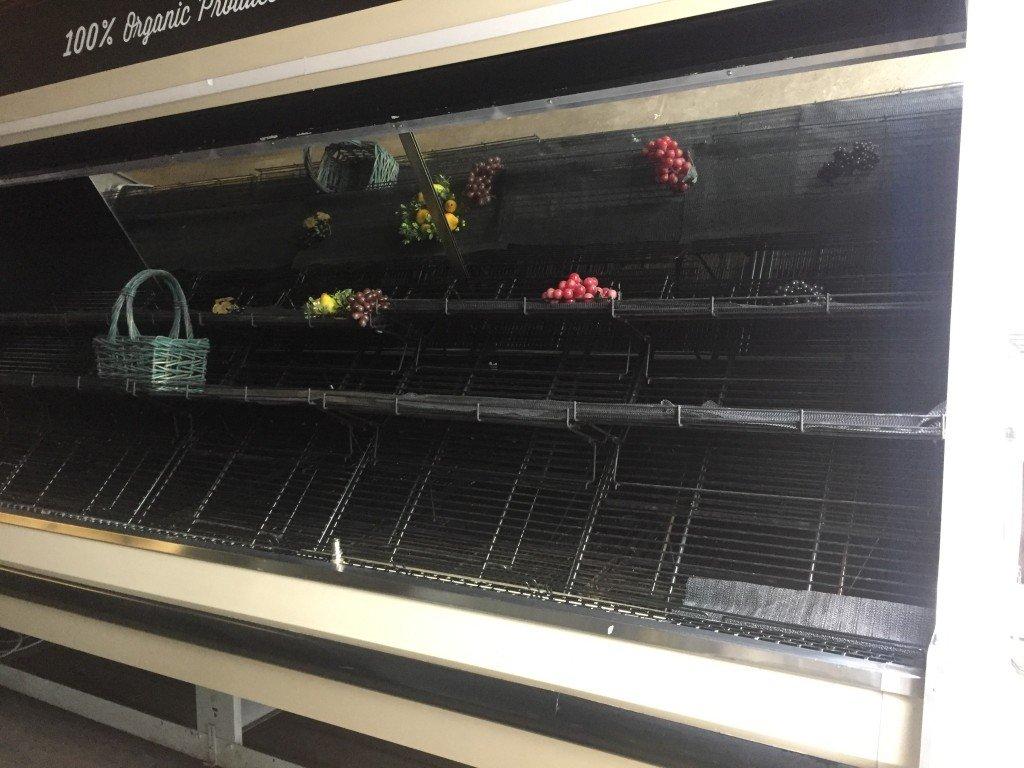 Hussmann Produce Open Display Case Mb Food Equipment