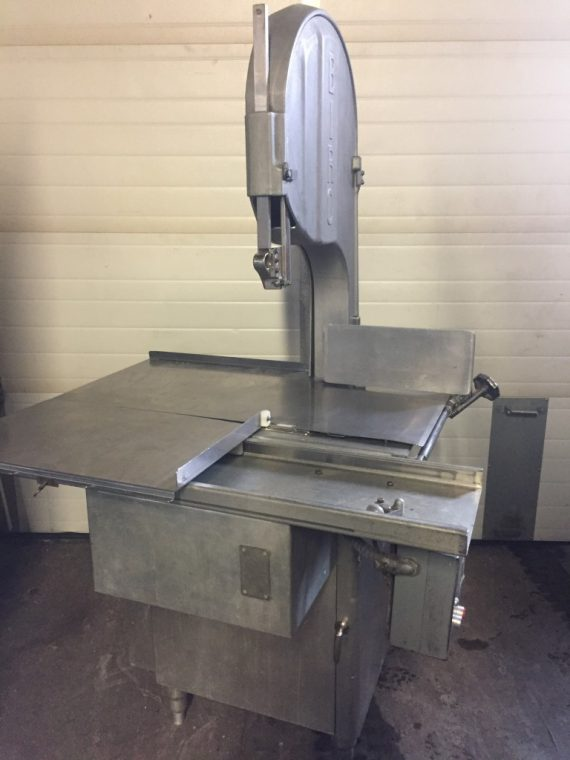 Hobart 6614 Vertical Meat Saw Mb Food Equipment