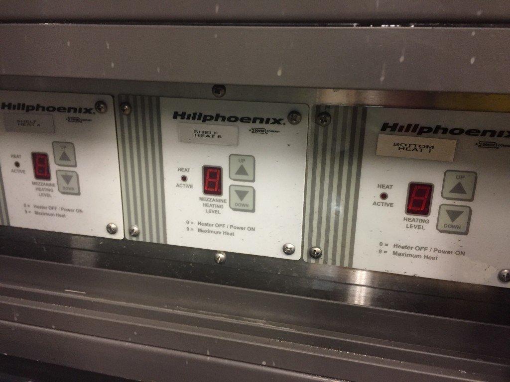 Hillphoenix Pf4h Multi Deck Hot Food Self Service Case