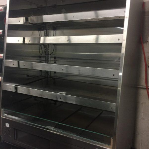 Hillphoenix PF4H Multi-Deck Hot Food Self Service Case ...