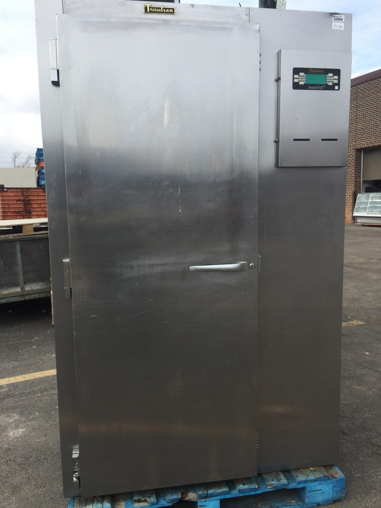 traulsen rbc200-20 blast chiller - self contained