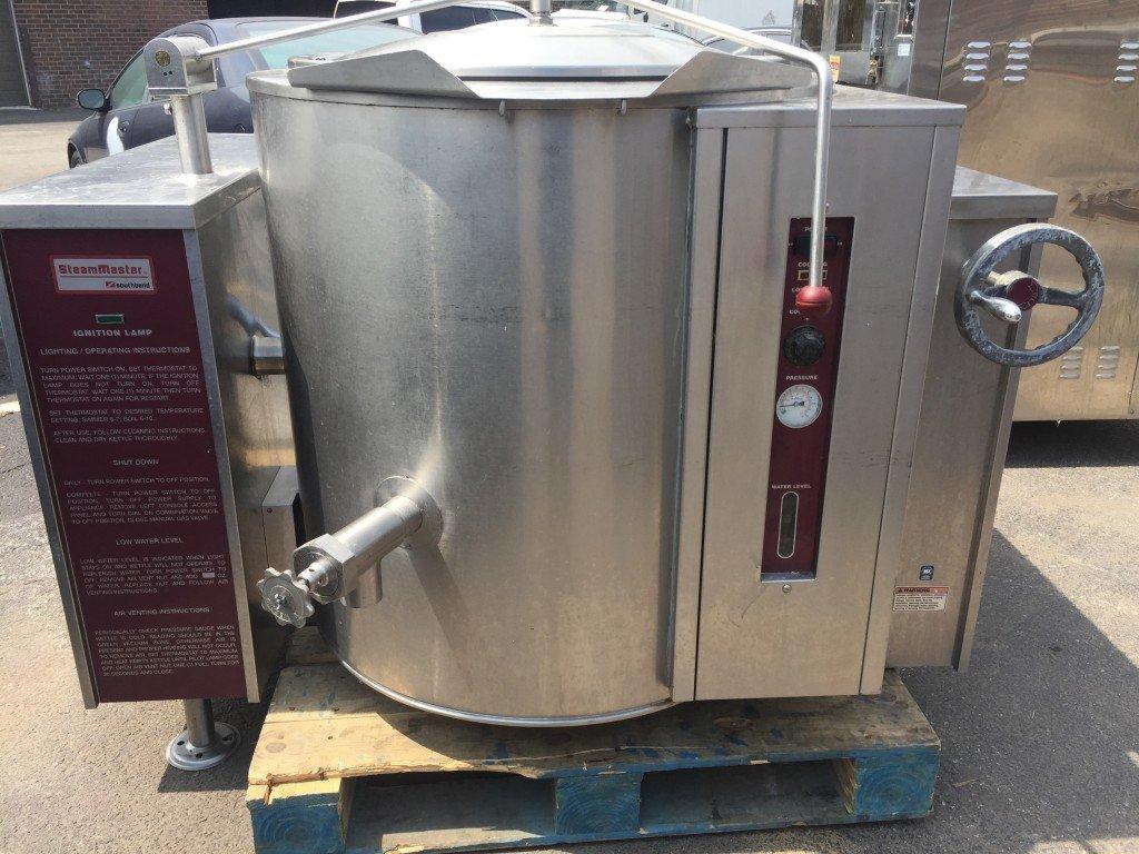 40 Gallon Gas Tilting Tilt Kettle