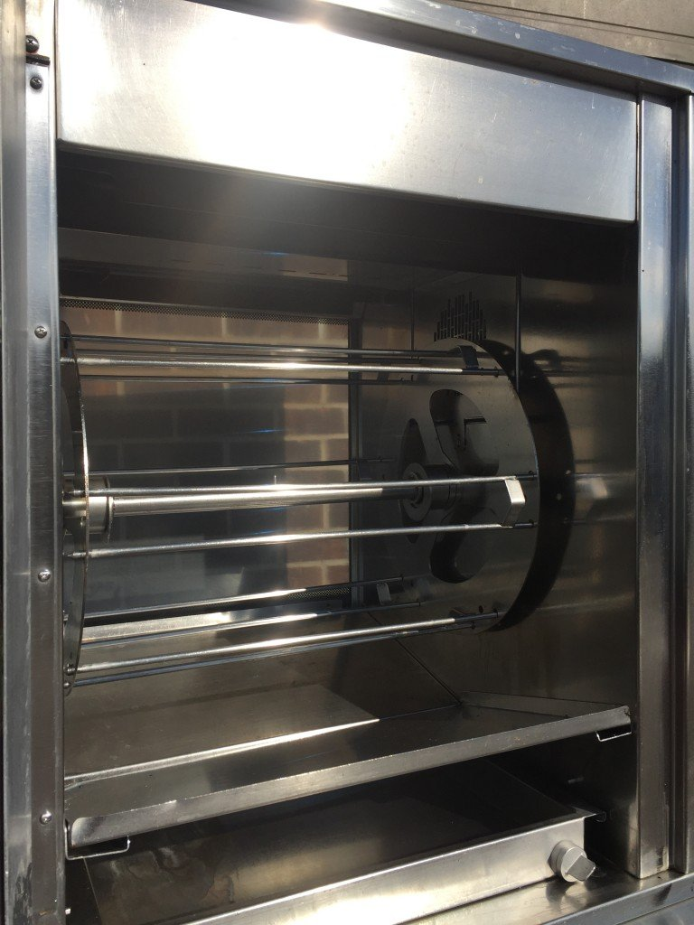 Henny Penny Scr6 Commercial Rotisserie Oven Mb Food