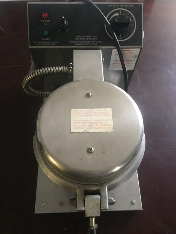 Giant 5020c Waffle Cone Baker Mb Food Equipment